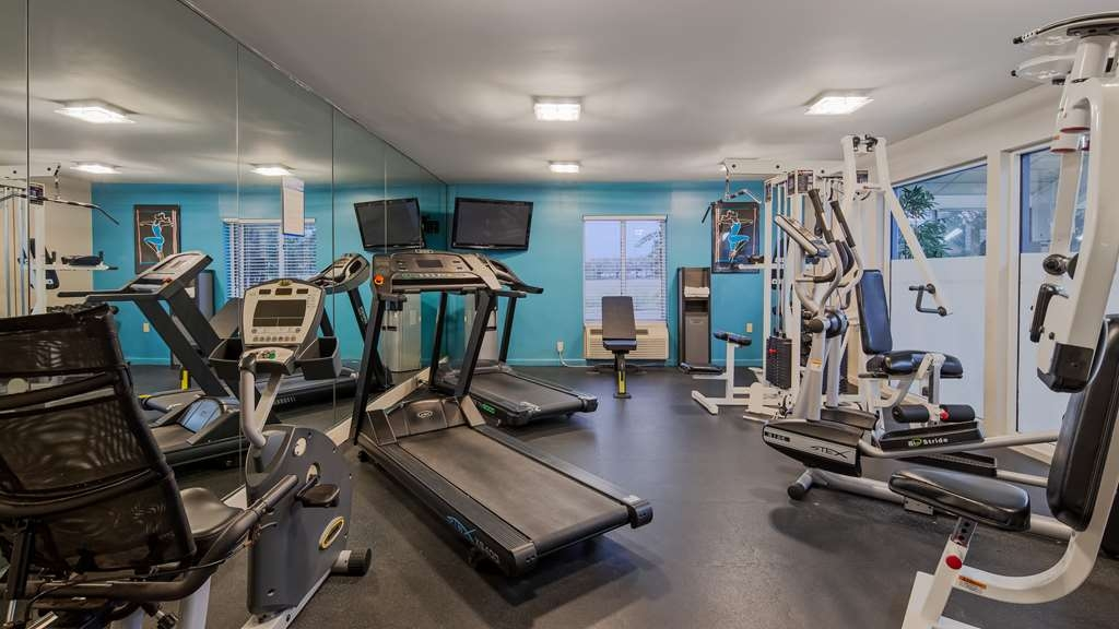 Best Western Plus Carlton Suites - Club de remise en forme