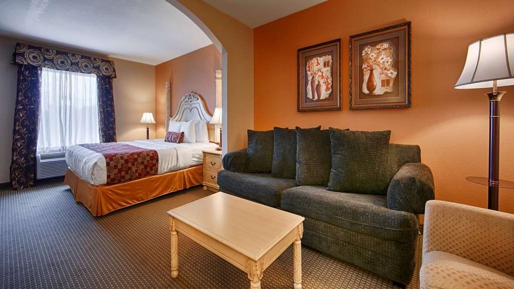 Best Western Plus Bass Hotel & Suites - Suite