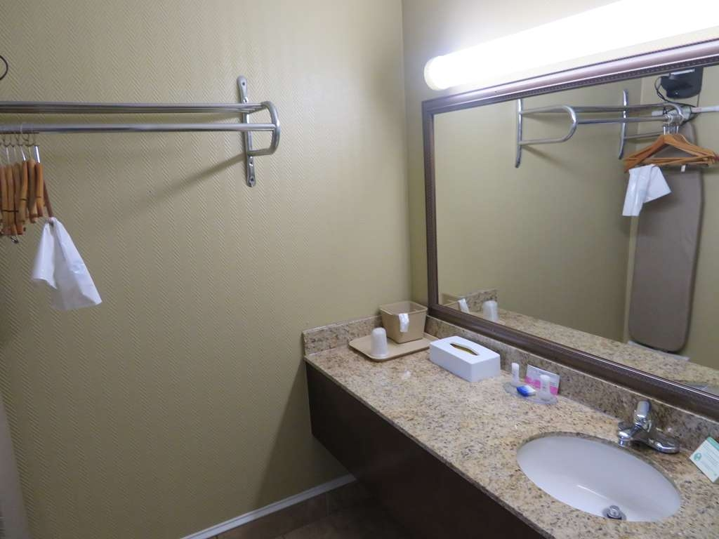Best Western Athens - Guest Room bathroom