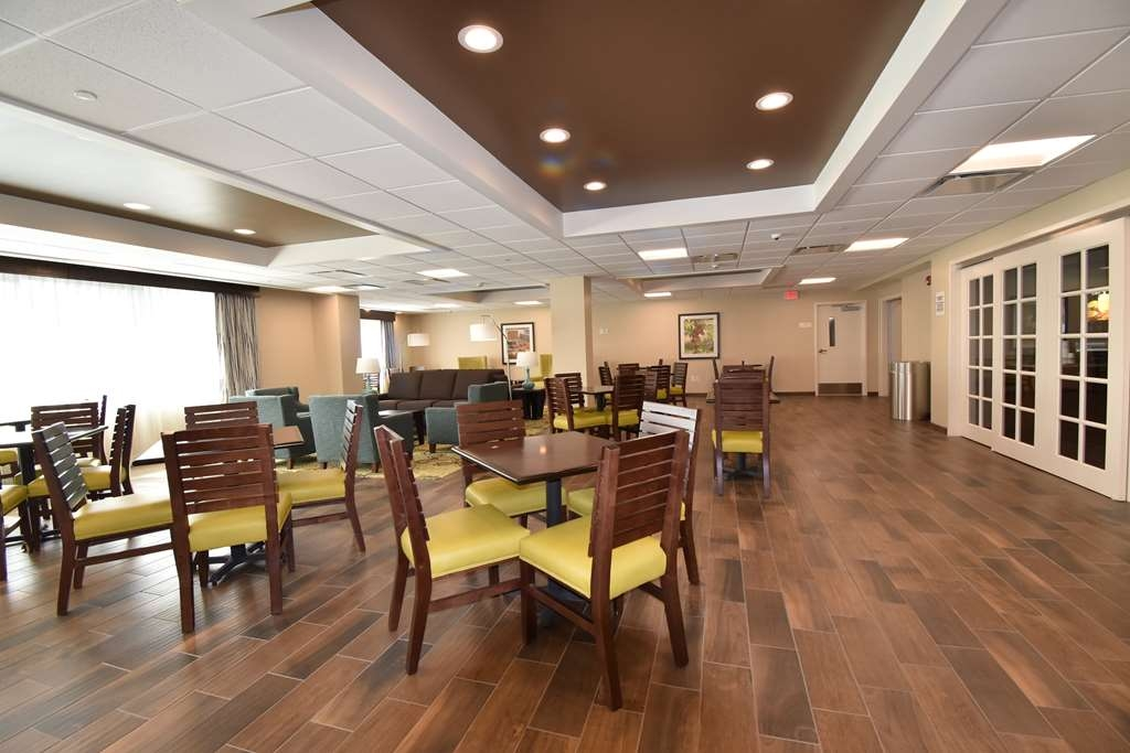 Best Western Athens - Breakfast area
