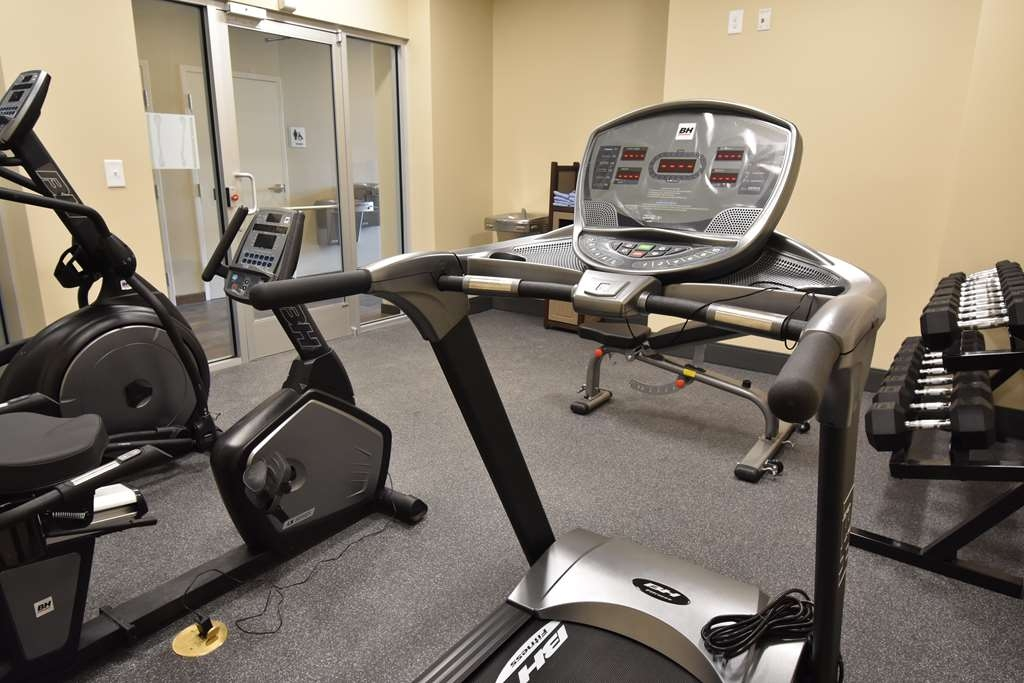 Best Western Athens - Workout facility on-site