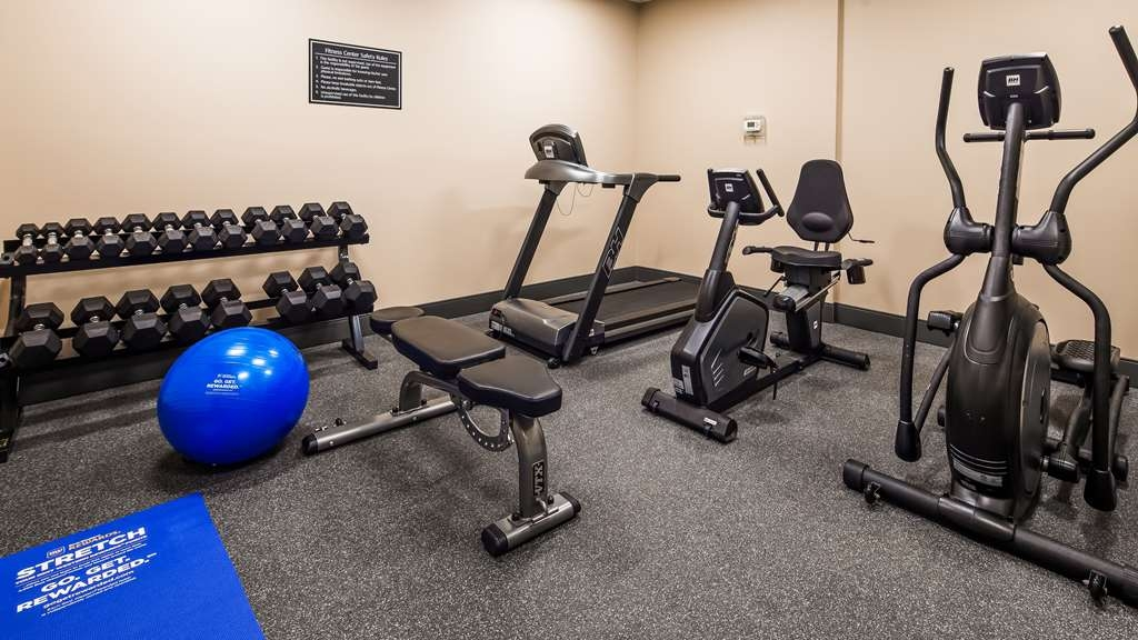 Best Western Athens - Health club