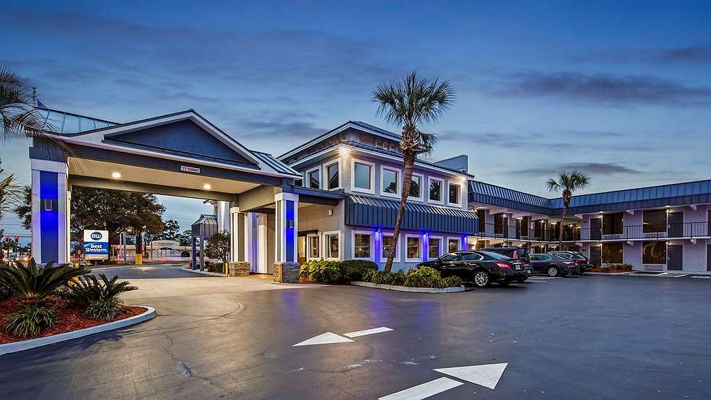 Best Western Central Inn - Vista exterior