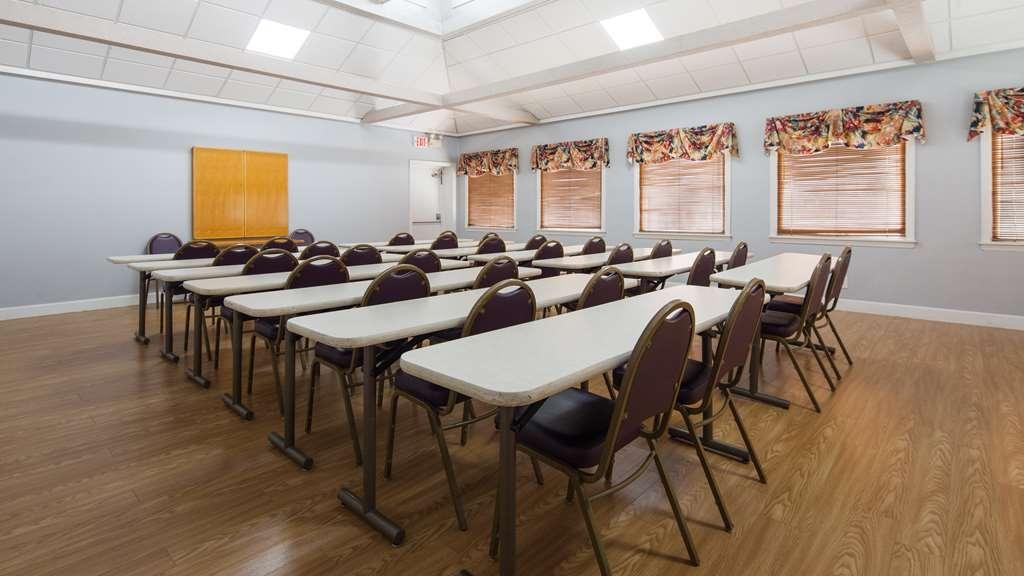 Best Western Central Inn - Sala de reuniones