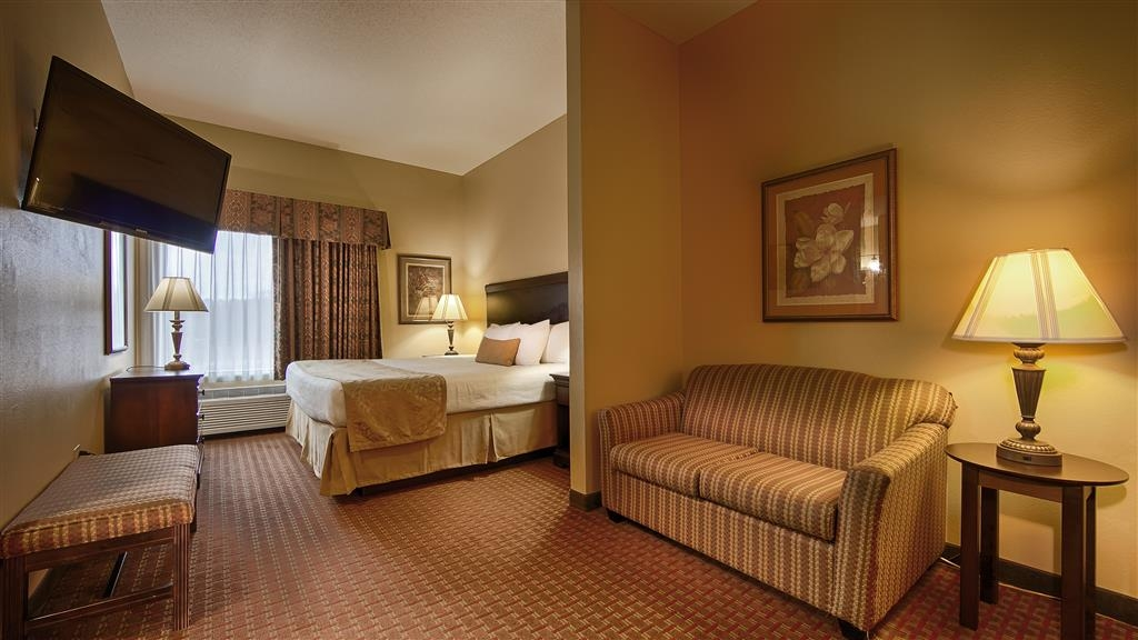 Best Western Plus Two Rivers Hotel & Suites - Camera