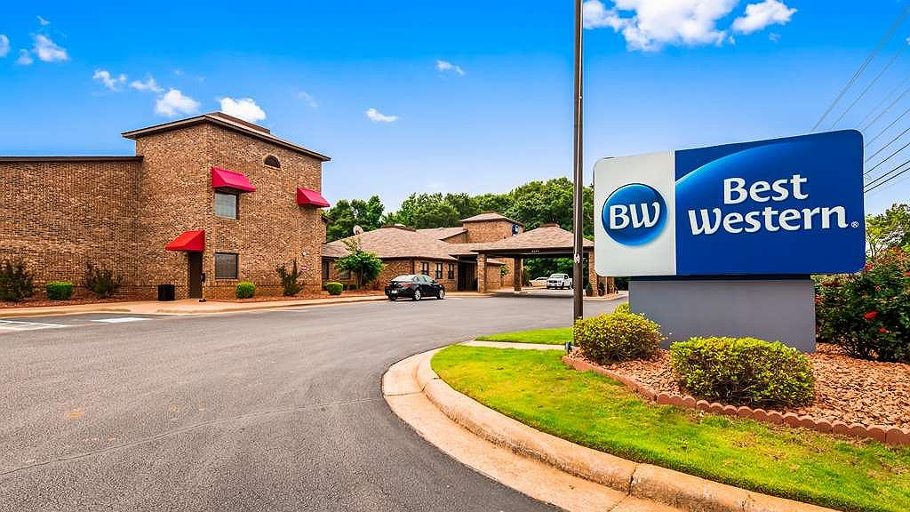 Best Western Auburn/Opelika Inn - Vista exterior