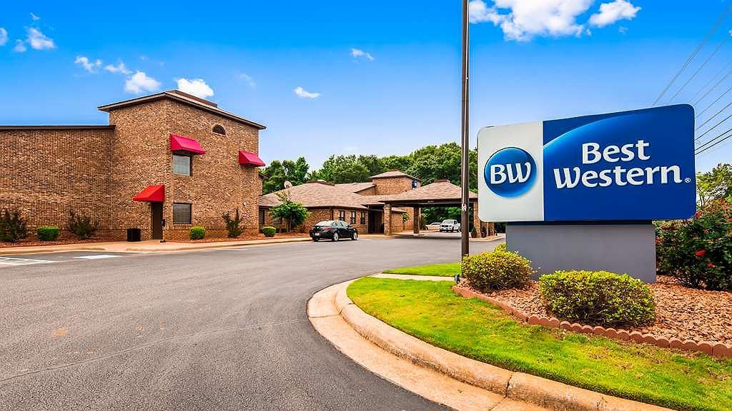 Best Western Auburn/Opelika Inn - Aussenansicht