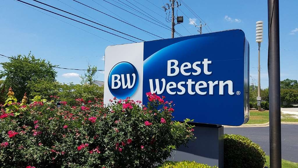 Best Western Auburn/Opelika Inn - Entrance
