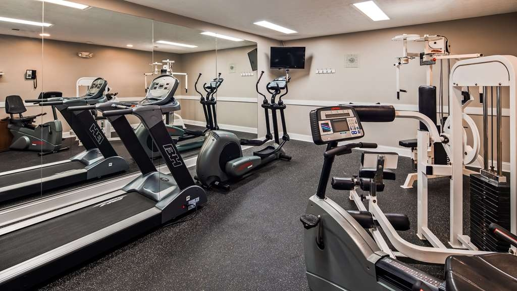 Best Western Auburn/Opelika Inn - Fitness Center