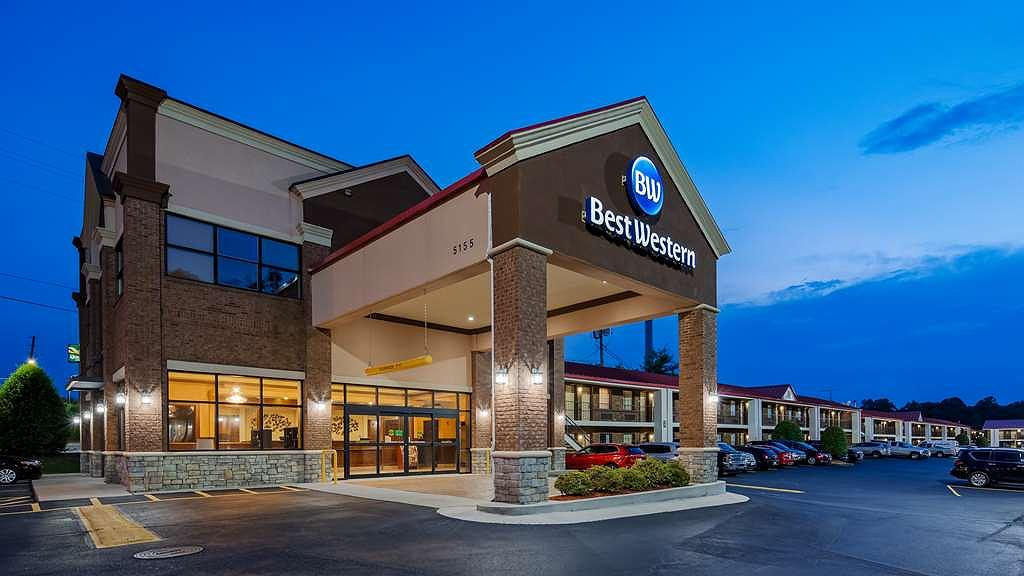 Best Western Acworth Inn - Aussenansicht