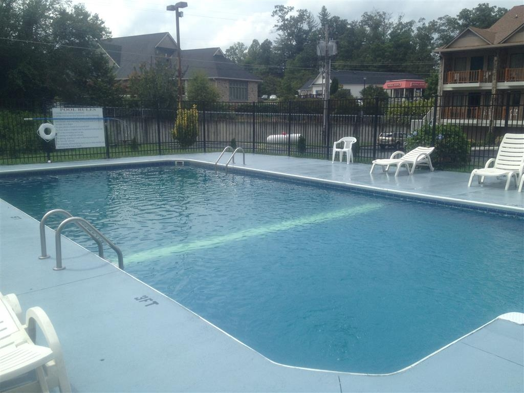 Best Western Milton Inn - Swimmingpool