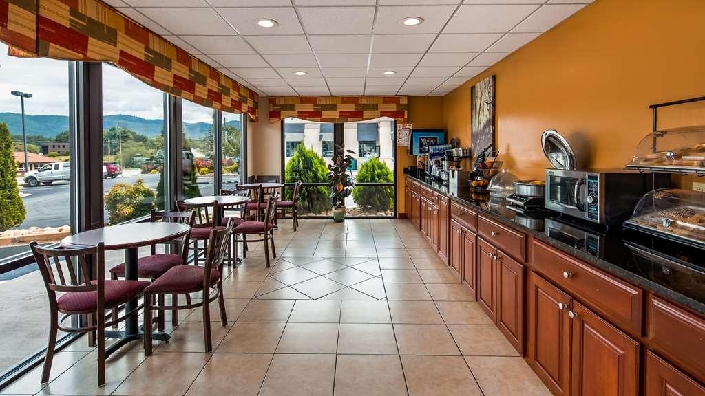 Best Western Milton Inn - Restaurant / Etablissement gastronomique