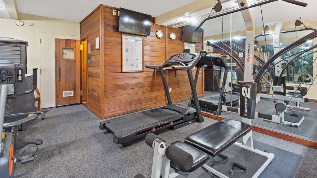 Best Western Executive Inn - Club de remise en forme
