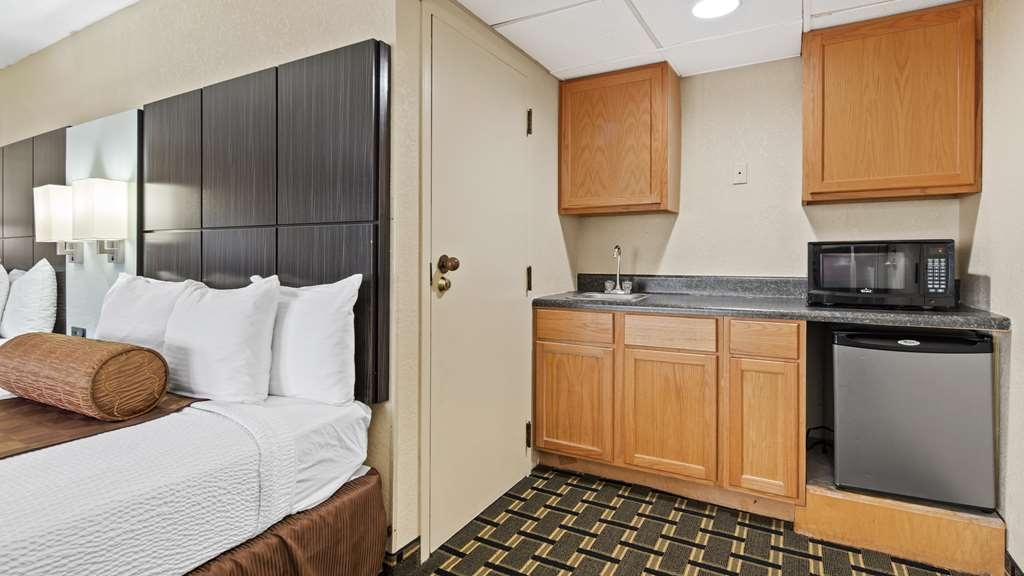 Best Western Executive Inn - Chambres / Logements