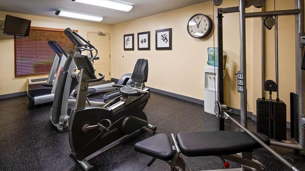 Best Western Shenandoah Inn - Fitness Center