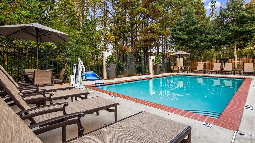 Best Western Shenandoah Inn - Pool