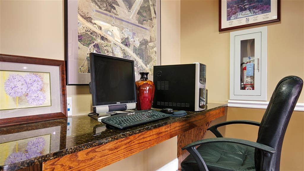 Best Western Opp Inn - Business Center