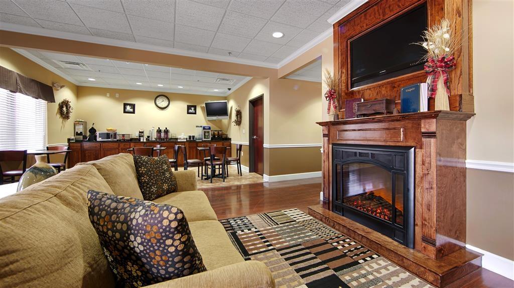 Best Western Opp Inn - Hall