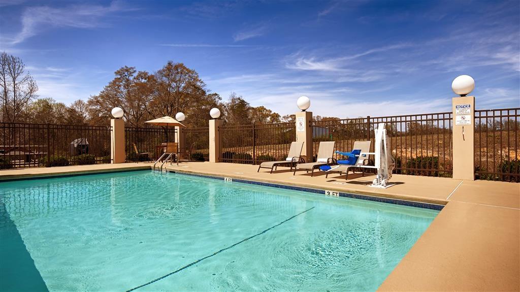 Best Western Opp Inn - Swimmingpool