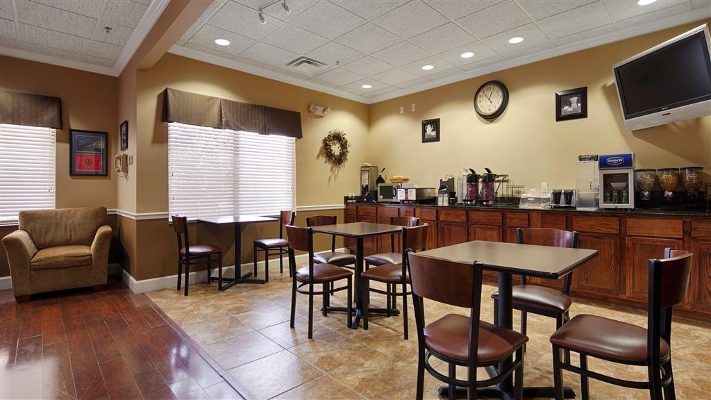 Best Western Opp Inn - Area colazione