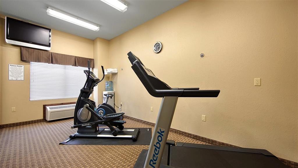 Best Western Opp Inn - Centro fitness