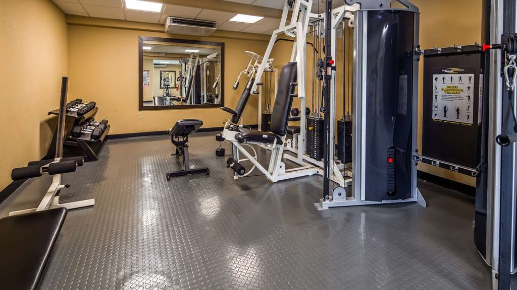 Best Western Plus Atlanta Airport-East - Fitness Center