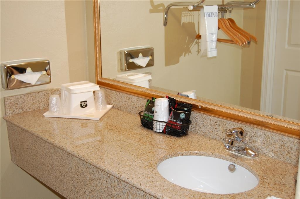 Best Western Southlake Inn - Chambre avec coiffeuse