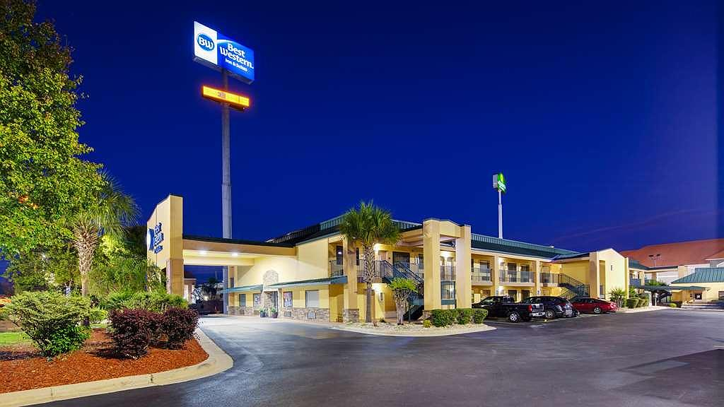 Best Western Inn & Suites of Macon - Vista exterior