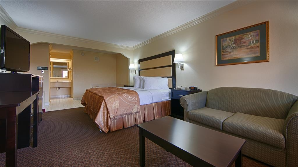 Best Western Inn & Suites of Macon - Chambres / Logements