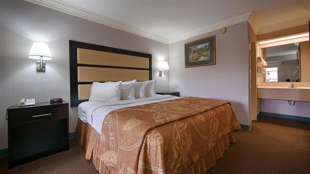 Best Western Inn & Suites of Macon - Gästezimmer/ Unterkünfte