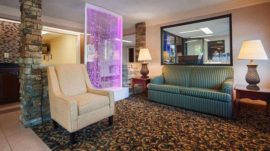 Best Western Inn & Suites of Macon - Lobbyansicht