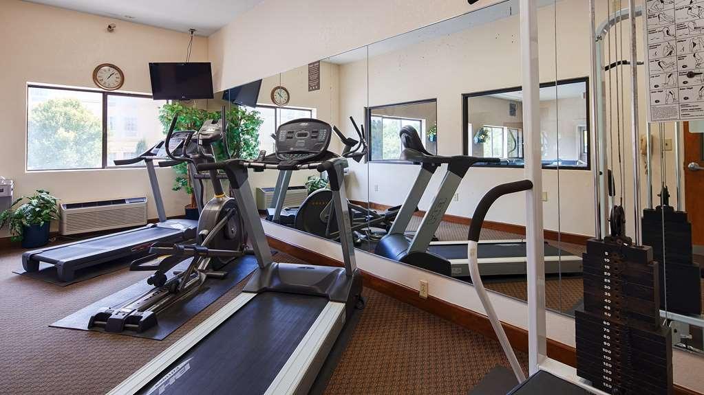 Best Western Inn & Suites of Macon - Fitness Center