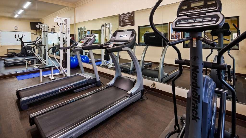 Best Western Inn & Suites - Fitness Center