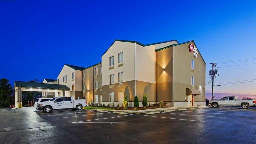 Best Western Plus Russellville Hotel & Suites - Vista exterior