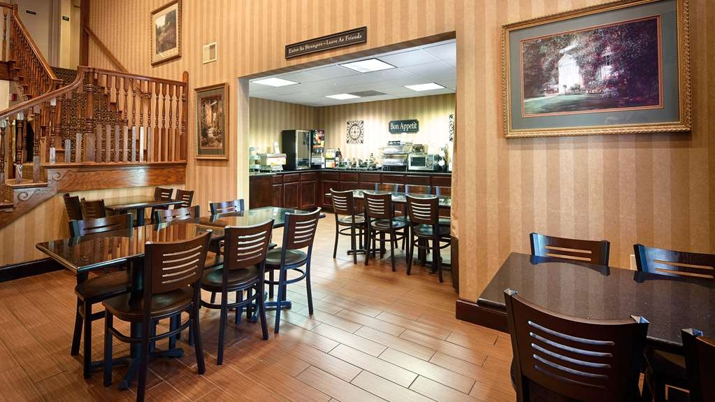 Best Western Plus Russellville Hotel & Suites - Restaurante/Comedor