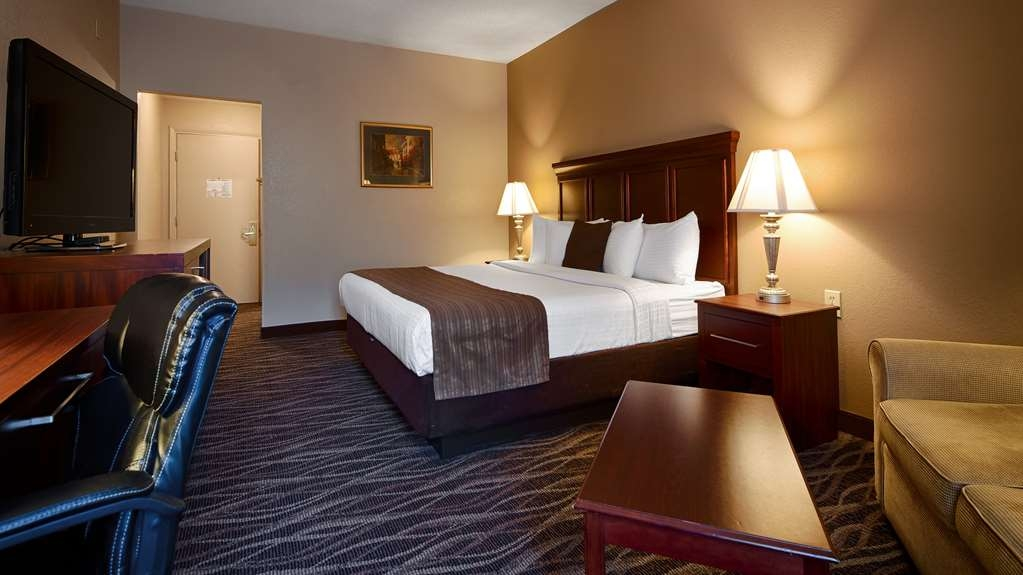 Best Western Plus Russellville Hotel & Suites - Habitaciones/Alojamientos