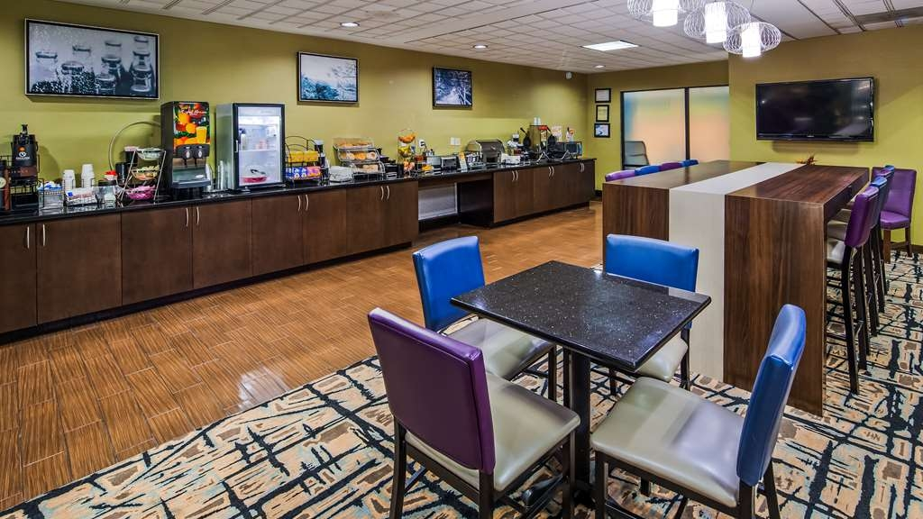 Best Western Plus McDonough Inn & Suites - Restaurant / Etablissement gastronomique