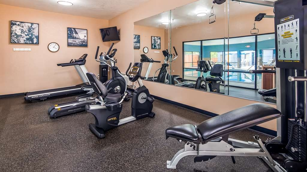 Best Western Plus McDonough Inn & Suites - Club de remise en forme