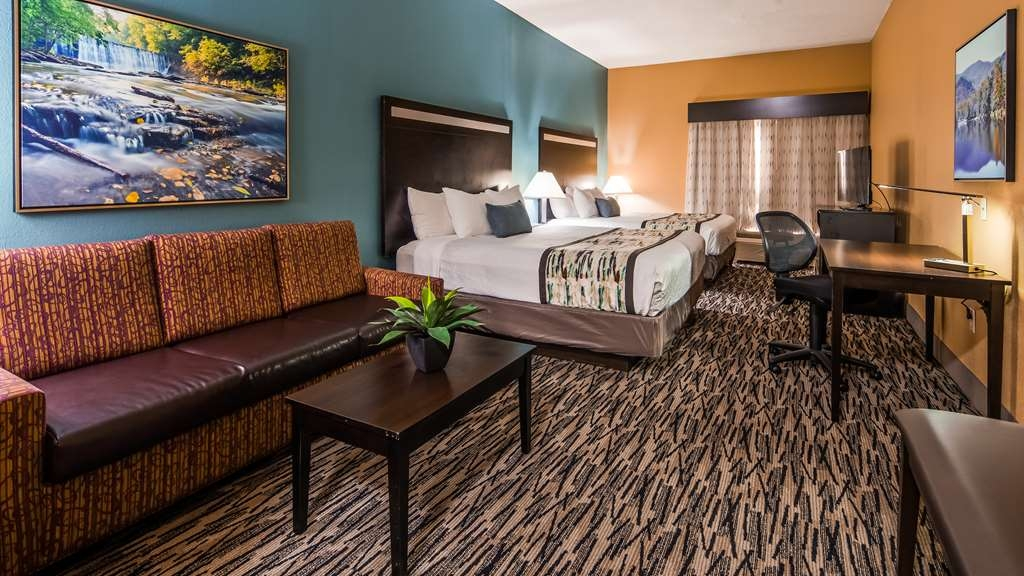 Best Western Plus McDonough Inn & Suites - Chambres / Logements