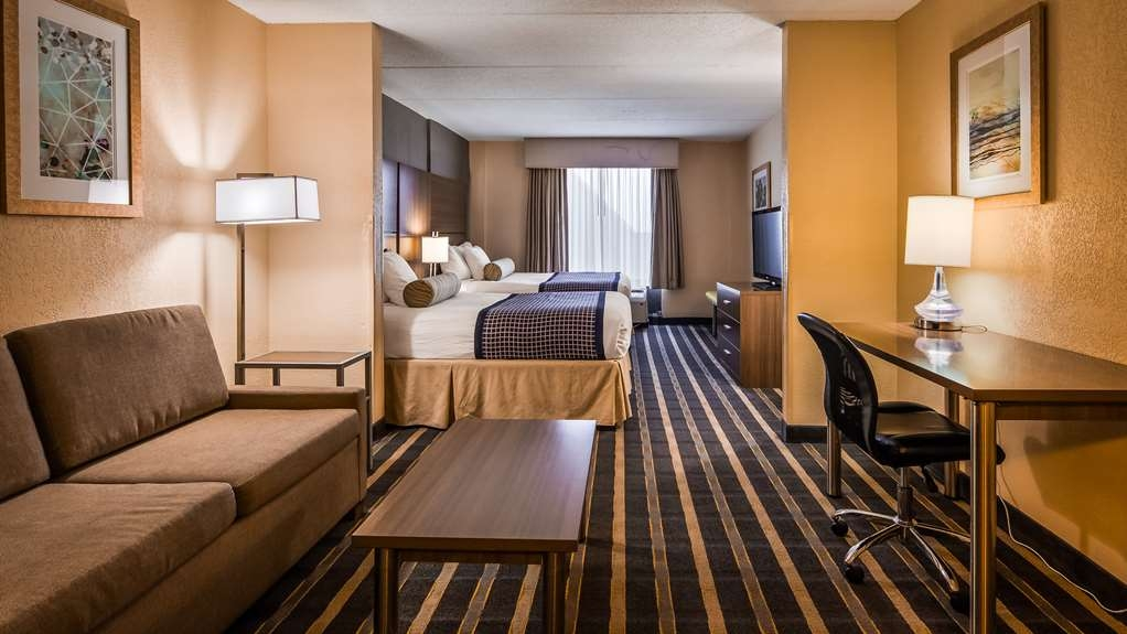 Best Western Plus Hotel & Suites Airport South - Habitaciones/Alojamientos