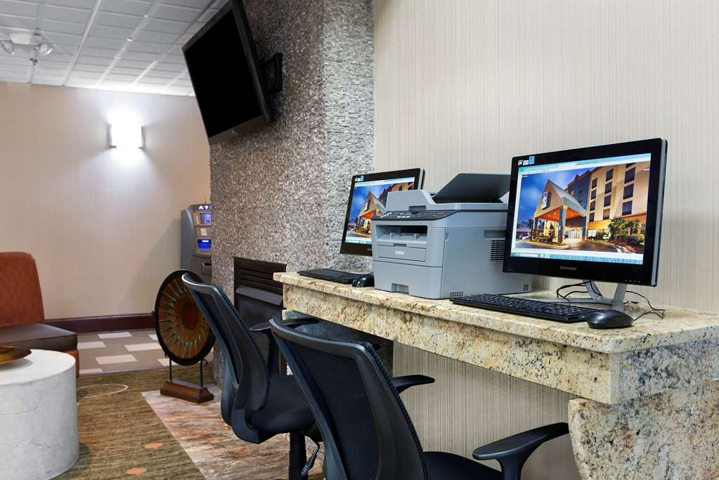 Best Western Plus Hotel & Suites Airport South - centro de negocios-característica