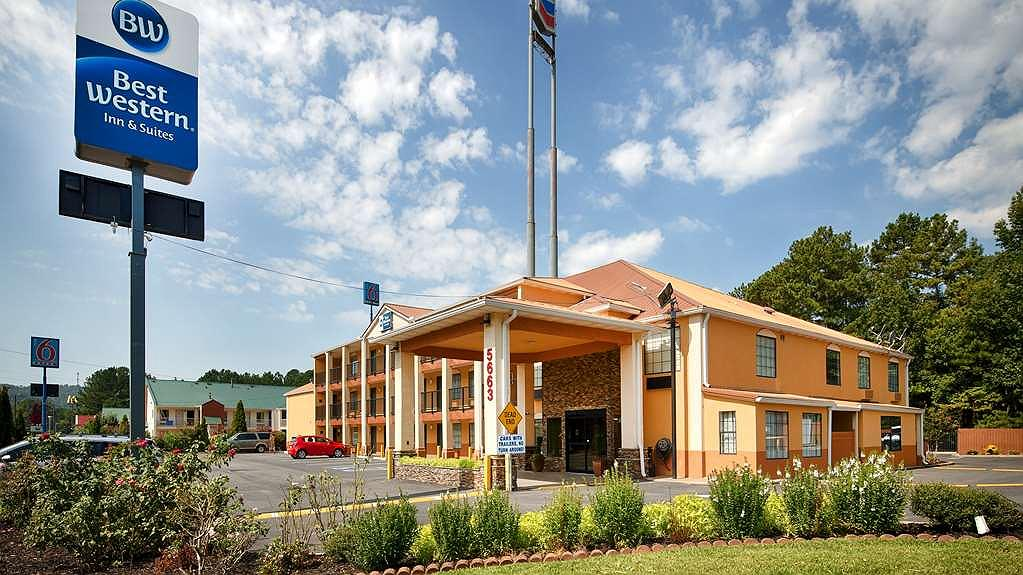 Best Western Allatoona Inn & Suites - Aussenansicht