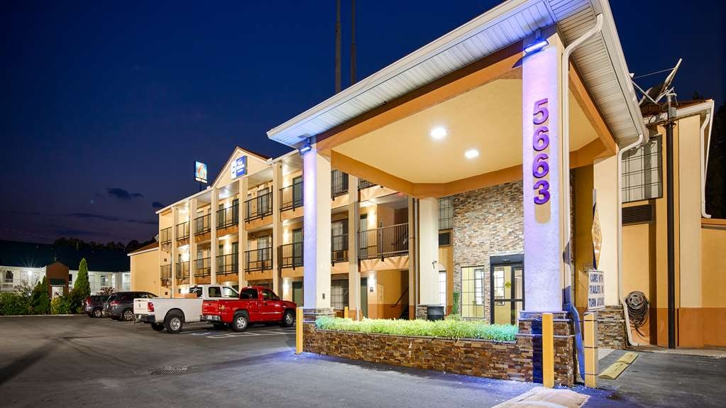 Best Western Allatoona Inn & Suites - Vista Exterior