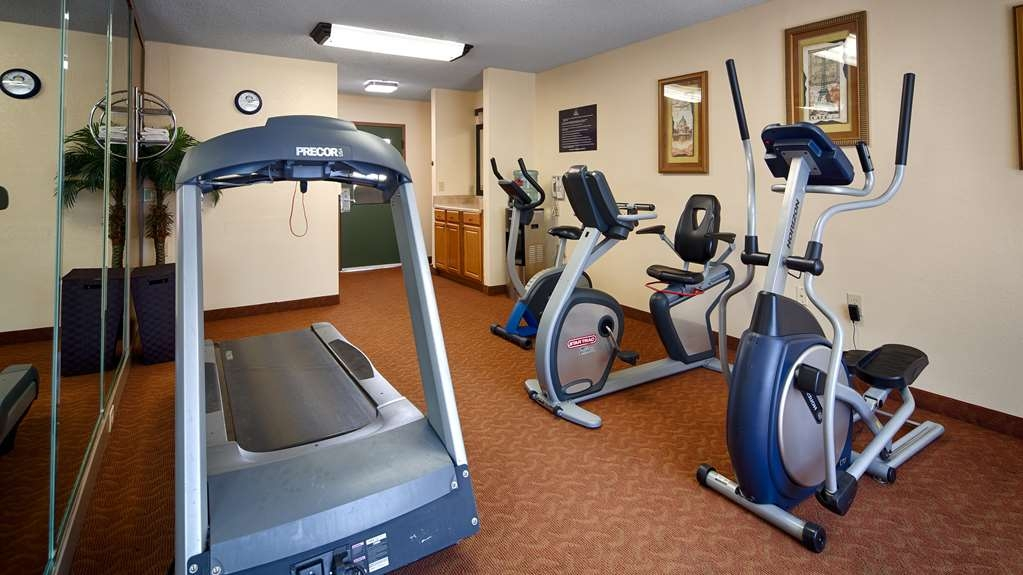Best Western Allatoona Inn & Suites - Club de salud