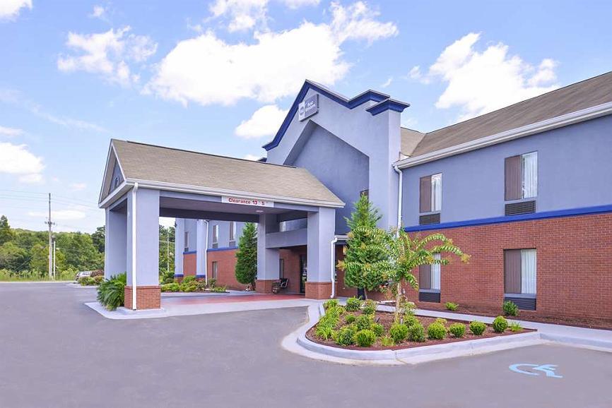 Best Western Troy Inn - Vista exterior