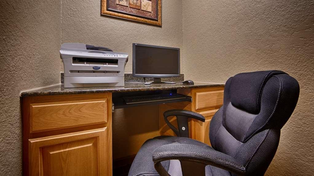 Best Western Troy Inn - centro de negocios-característica