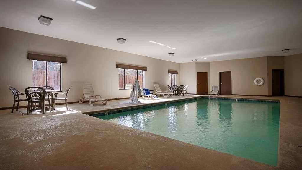 Best Western Troy Inn - piscina cubierta