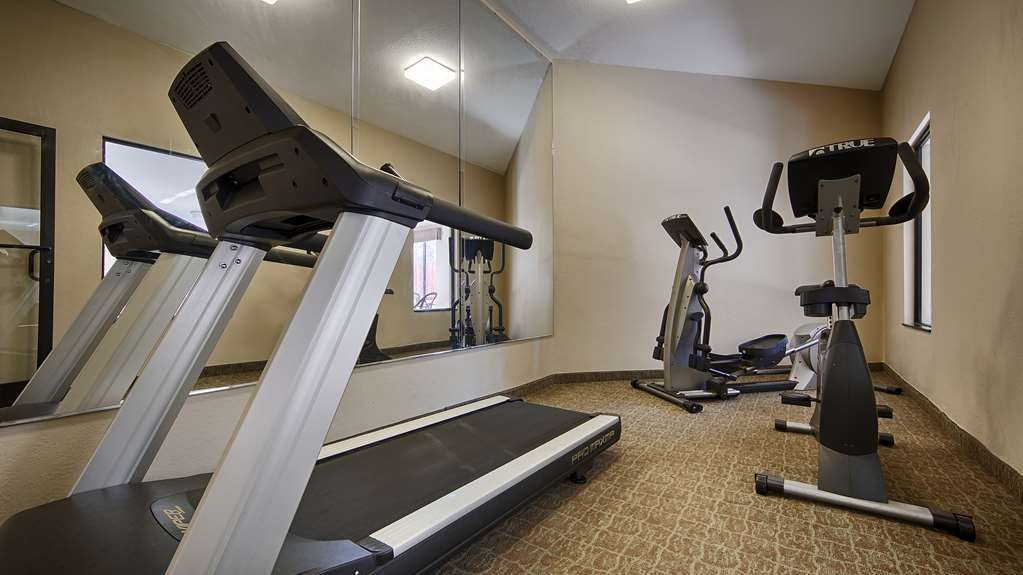 Best Western Troy Inn - Club de salud