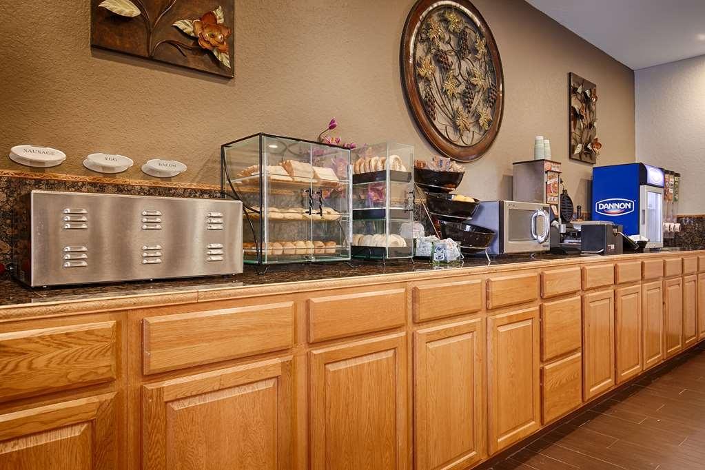 Best Western Troy Inn - Desayuno Buffet