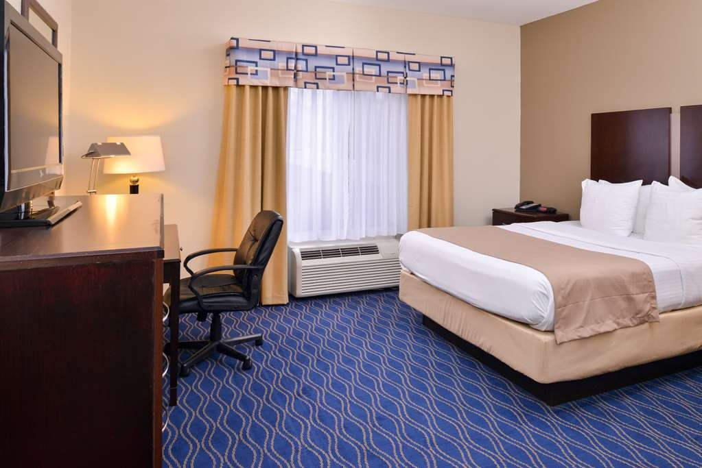 Best Western Troy Inn - Chambres / Logements